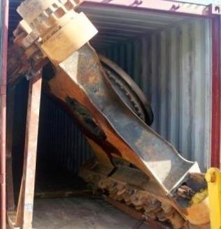 dismantling-escavator