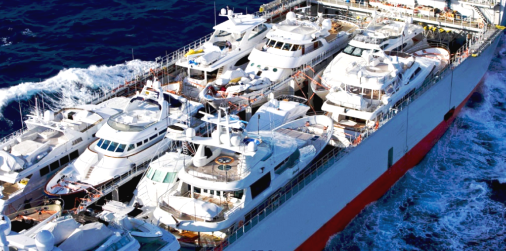Boat & Yacht Transport - One World Shipping Network, Inc.